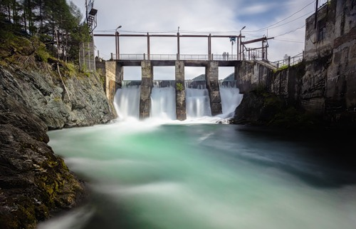 Photo of Chemal hydro-power