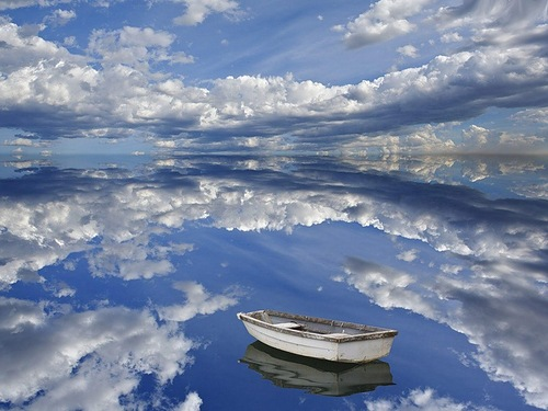 Clouds come floating into my life, no longer to carry rain or usher storm, but to add color to my sunset sky. Rabindranath Tagore