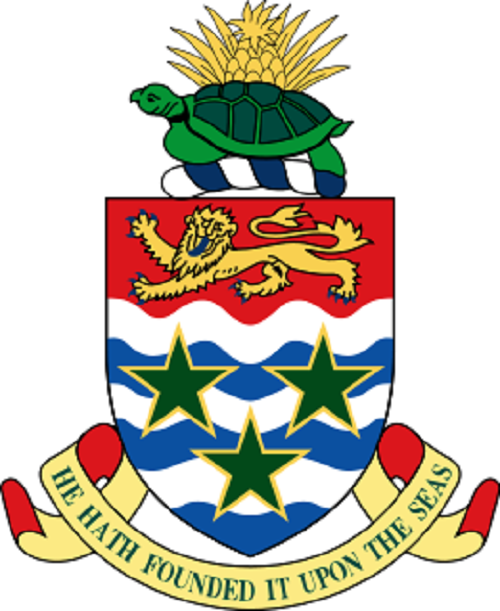 Coat of Arms of the Cayman Islands