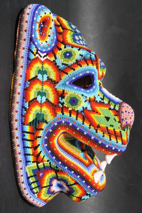 Mask of an animal