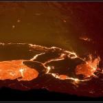 Mysterious Danakil Depression desert