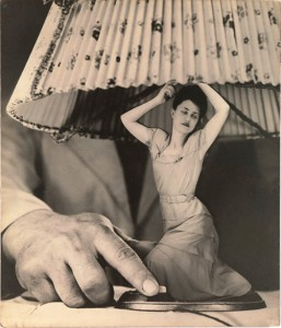 Electrical appliances for the home by Grete Stern, 1950