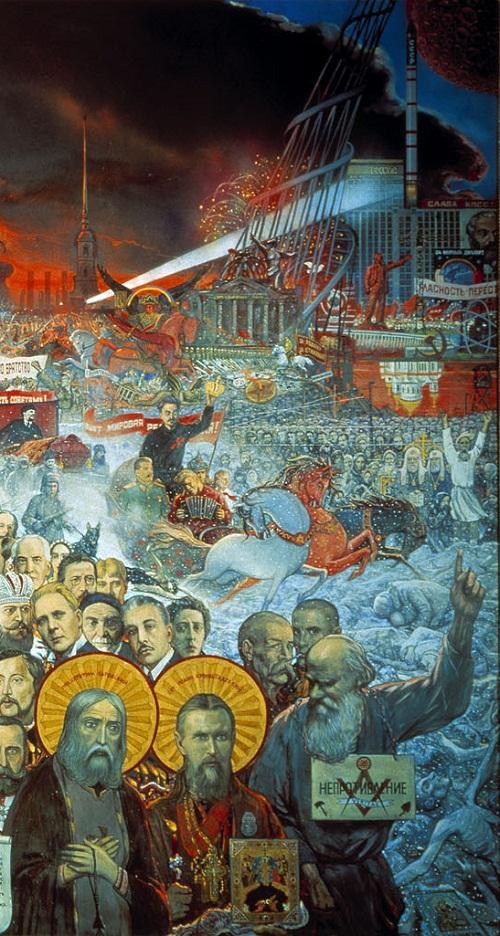 Eternal Russia, fragment