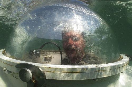 submarine by Vasily Chikur