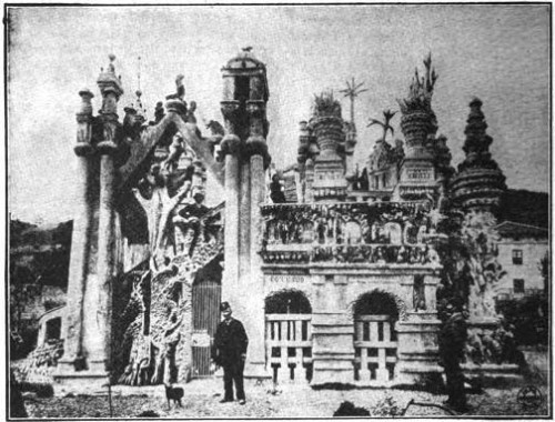 Ferdinand Cheval a postman who built Ideal Palace