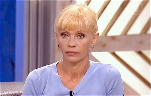 Jessica's Russian mother Natalia