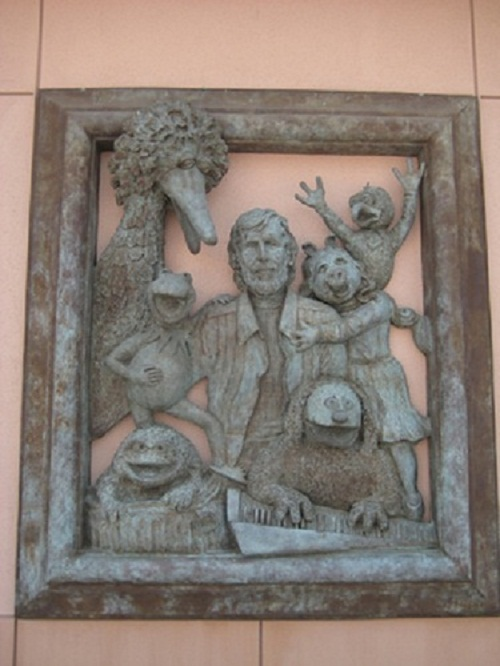 Jim Henson (September 24, 1936 – May 16, 1990)- American puppeteer, screenwriter, film director and producer, creator of The Muppets