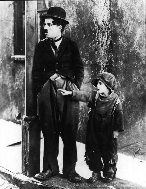 Chaplin and Coogan