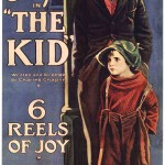 "Movie poster ""The Kid"""