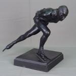 Kasli casting sculpture