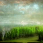 Kim Keever's Landscapes created in studio
