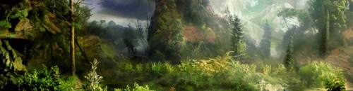 Kim Keever's Landscapes
