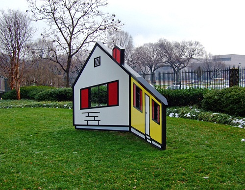 Lichtenstein's House