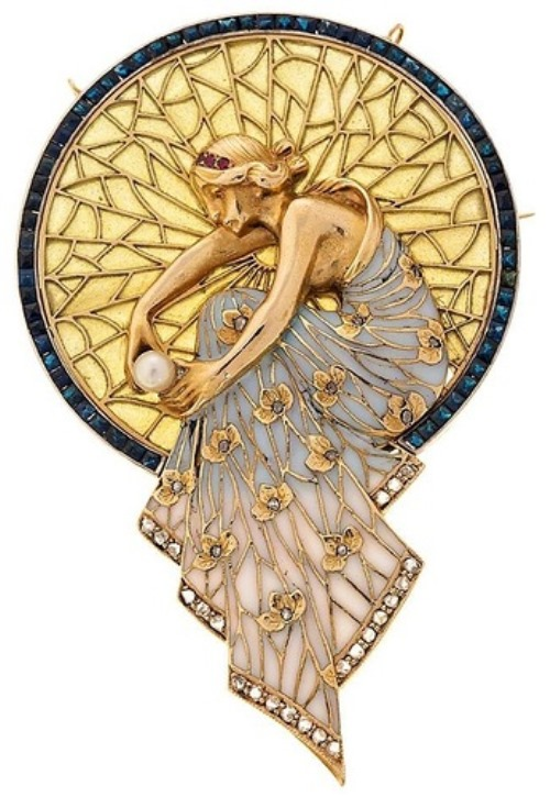 Beautiful Art Deco Art Nouveau jewelry