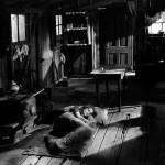 Movie scene. Modern Times 1936