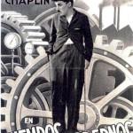 Spanish poster. Modern Times 1936