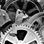 80 years to Modern Times. 1936 comedy film written and directed by Charlie Chaplin