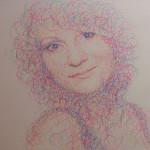 Female portrait. 2011
