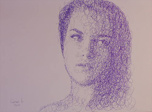 2011 Portrait of a girl