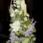 Stunningly beautiful Porcelain flowers by creative group 'Lyudmila'