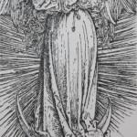 Angel. Staple art by Baptiste Debombourg
