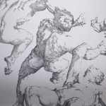 Realistic Staple art by Baptiste Debombourg