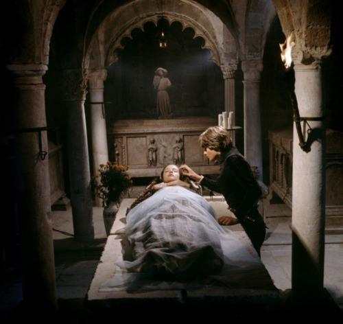 Tragic scene of Romeo and Juliet, 1968