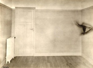 Room with eye' by Maurice Tabard (French, Lyons 1897–1984 nice), 1930, Roger Parry (French, 1905–1977) gelatin silver print, the Elisha Whittelsey collection, the Elisha Whittelsey fund, 1962