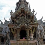 Sanctuary of Truth, Naklua Soi 12, Pattaya, Thailand