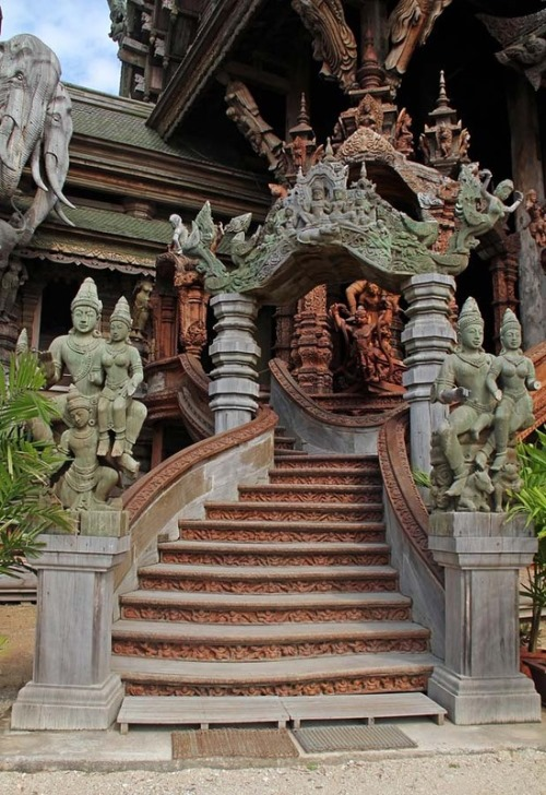 Thailand Temple of Truth