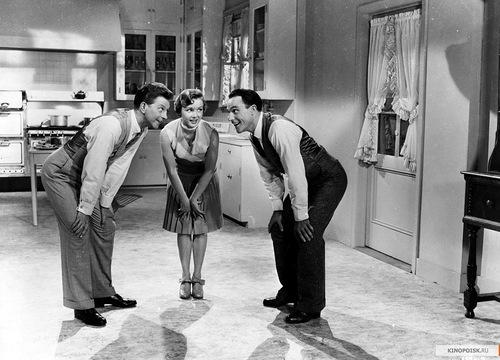Scene from Singin' in the Rain, 1952