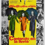 Spanish poster. Singin' in the Rain, 1952