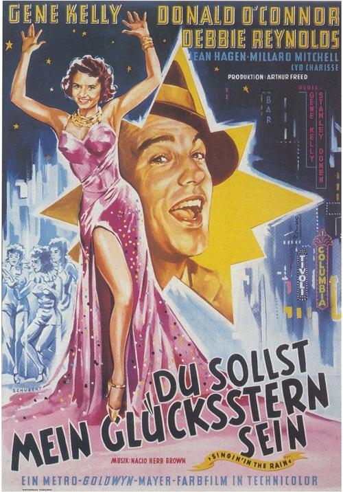 """Du sollst mein glücksstern sein (German, """"You shall be my fortune"""")"""