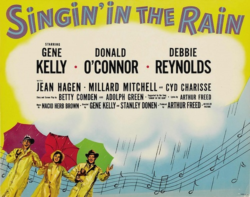 Directed by Gene Kelly and Stanley Donen