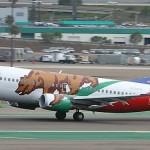 Southwest Aircraft graffiti