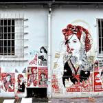 Street art by Mittenimwald