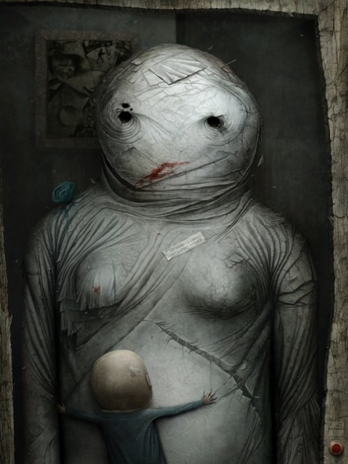 Surrogate. Anton Semenov, Gloom82