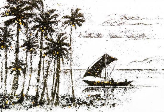 Palms and Fishermen
