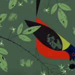 Beautiful Golden Book of Biology by American modernist artist Charley Harper