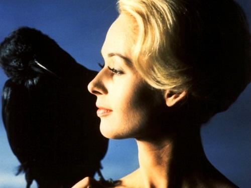 Film actress Tippi Hedren