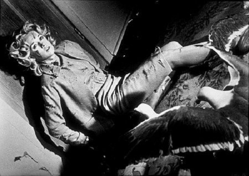 1963 American horror-thriller film The Birds, Hedren