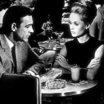 1964 American psychological thriller film Marnie with Tippi Hedren and Sean Connery