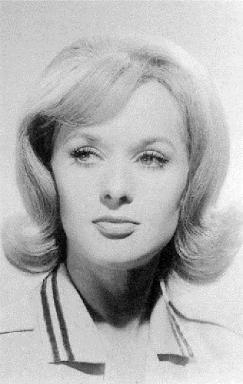 Blonde beauty Tippi Hedren