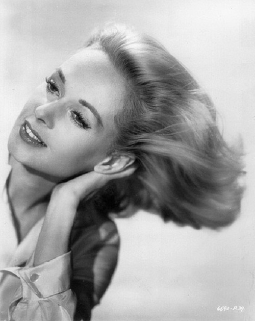 1950s icon of style, Tippi Hedren