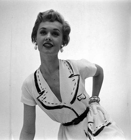 Model and actress, Tippi Hedren