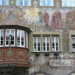Painted houses of Stein am Rhein