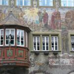 Painted houses of Stein am Rhein