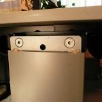 Computer details – Weird face