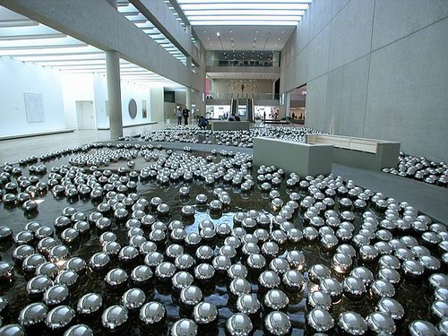 Large scale art installation