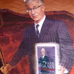 Advertising books Paul O Grady by Nikolaj Arndt